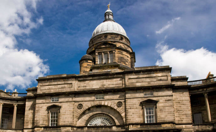 University of Edinburgh opens door to long-lasting relationship with ASSA ABLOY UK
