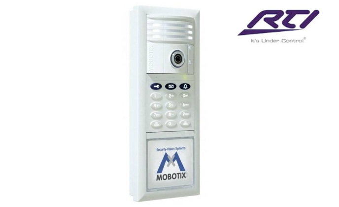 MOBOTIX and RTI join effort to launch IP video door station