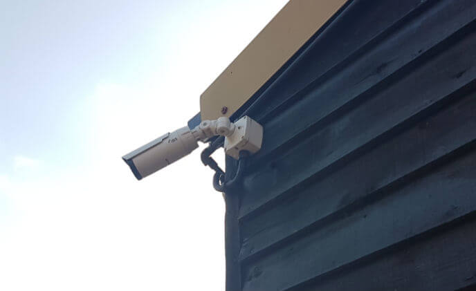 IDIS video technology protects Kent village against anti-social behaviour