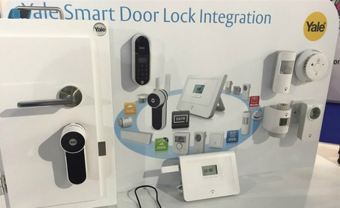 A smart home begins with a smart lock?