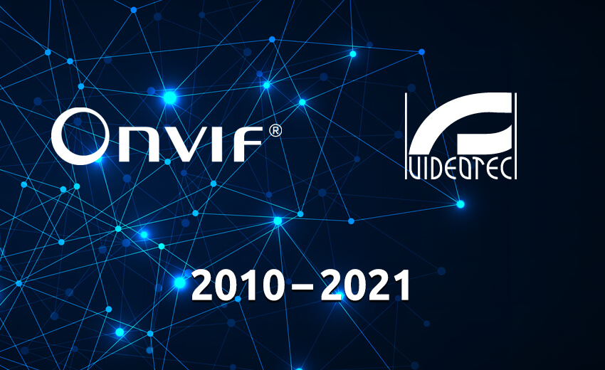 Videotec celebrates 10 years of ONVIF membership