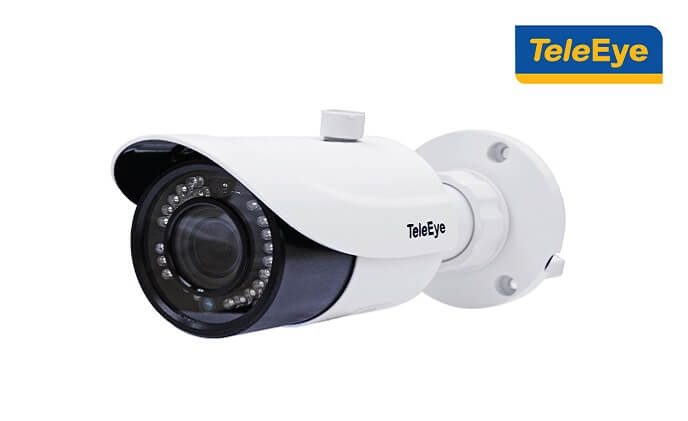 TeleEye launches Starlight MP2300 Series IP Cameras