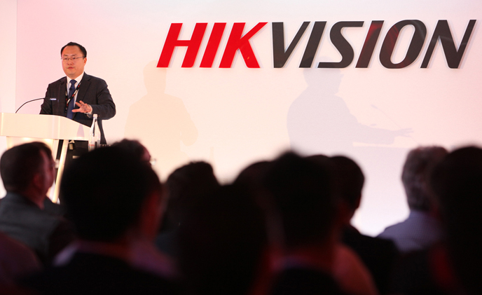 An opportunity to swap experiences during the first Hikvision EU Distribution Conference 2015