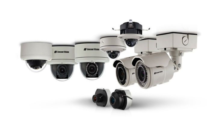 Arecont Vision price reductions on popular megapixel cameras