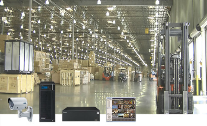 Surveon ensures warehouse security with advanced total solutions