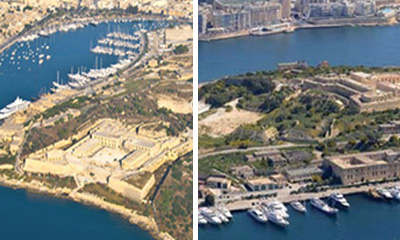 ACT access control solution deployed in Maltese Marina