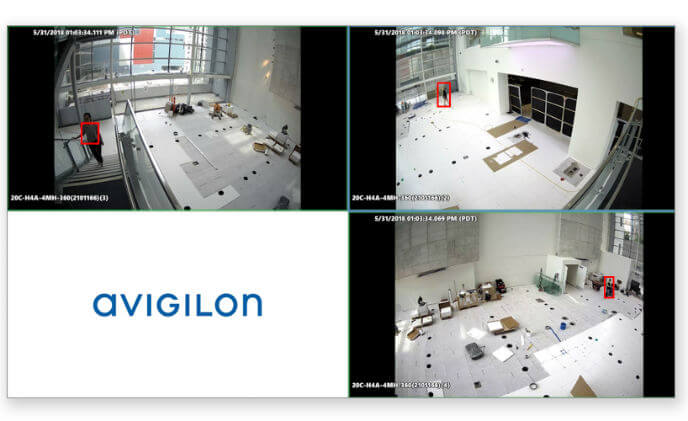 Avigilon unveils next generation multisensor camera line