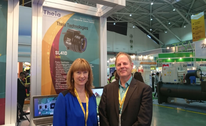 Theia showcases 4K lens fit for factory applications