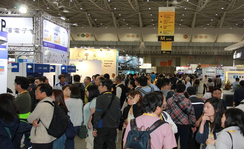 Secutech rescheduled to July 2021