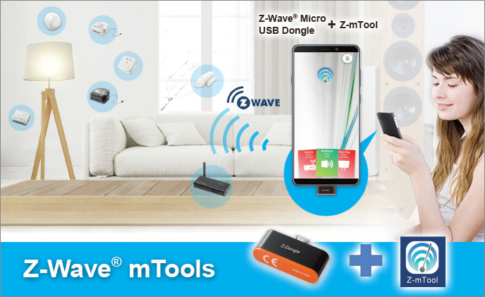 Good Way Technology's Z-mTool detects Z-Wave network health