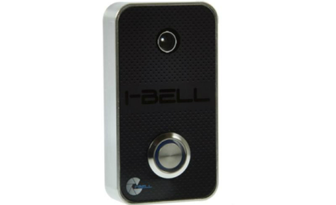 i-Bell Wi-Fi doorbell compatible with Apple's HomeKit