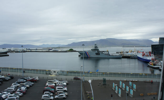 Milestone helps Icelandic harbors free up 1,000 man-hours per year