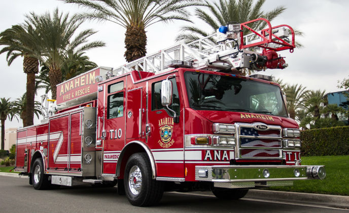 Anaheim selects OpticomT GPS system as emergency preemption solution