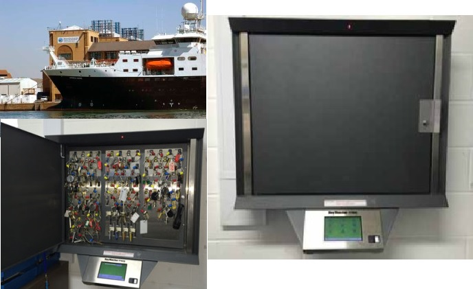 Morse Watchmans enhances key security at UK National Oceanography Centre