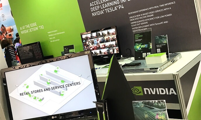 NVIDIA lauds GPU as enabler of deep learning, intelligent video