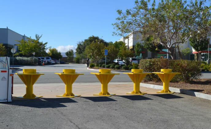 Delta's new crash rated portable bollard system counteracts vehicle terrorists