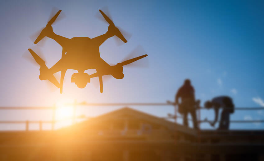 Here's (almost) everything you needed to know about industrial drones