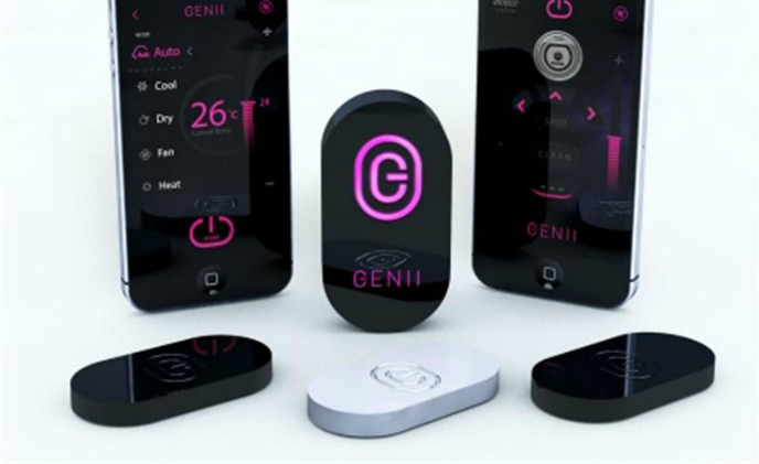 Wisesec's Genii exerts control over all infrared home devices