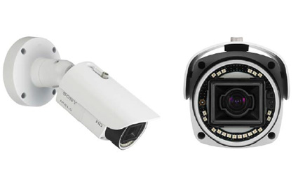 Sony new IR bullet cameras feature WDR technology