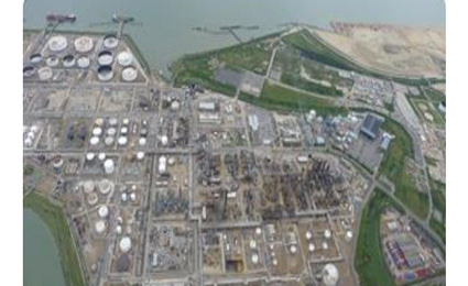 IndigoVision HD surveillance deployed by Thames Oilport in UK
