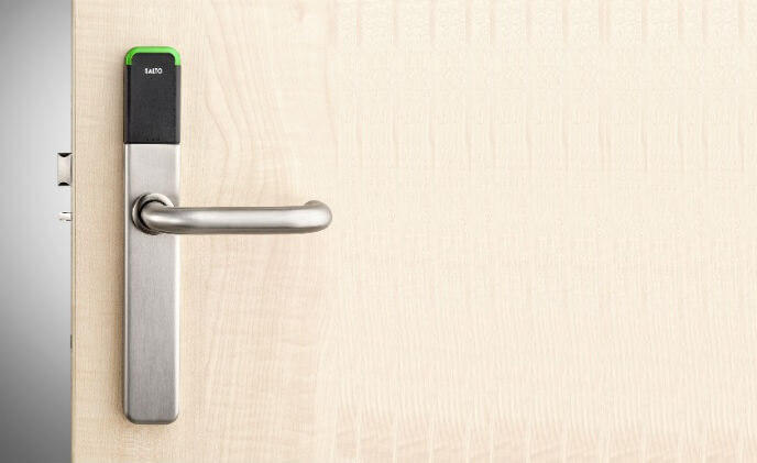 SALTO launches new XS4 one smart door handle with integral reader