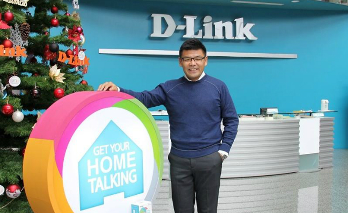 D-Link gets your home talking