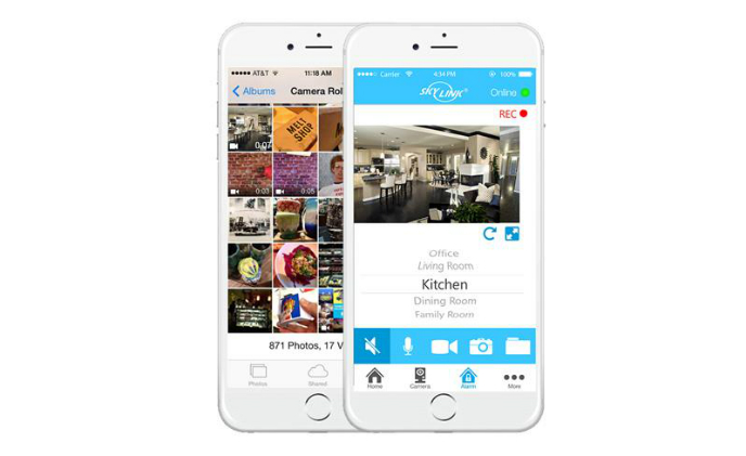 Skylink introduces 8 new app features for home control