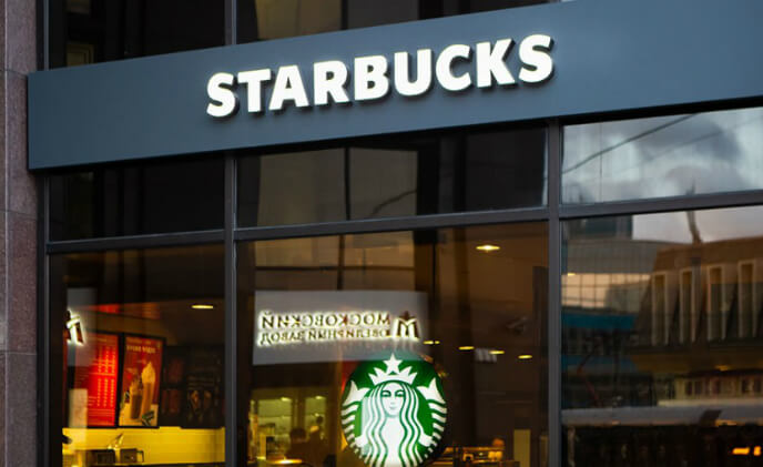 IDIS video technology puts Starbucks Russia in control