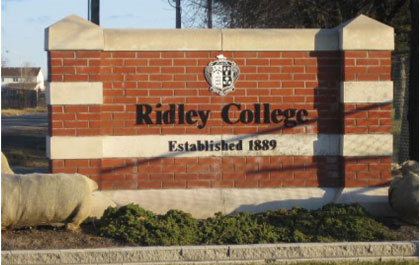 Exacq Technologies safeguards Ridley College campus