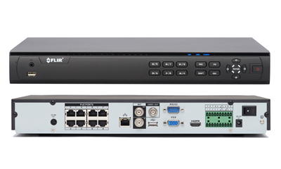 FLIR Systems expands IP NVR series DNR300