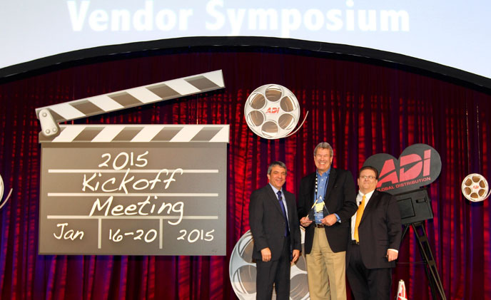 Hikvision awarded Vendor of the Year by ADI for the United States