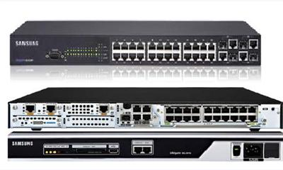 Samsung Introduces Video-Optimized Ethernet Switches