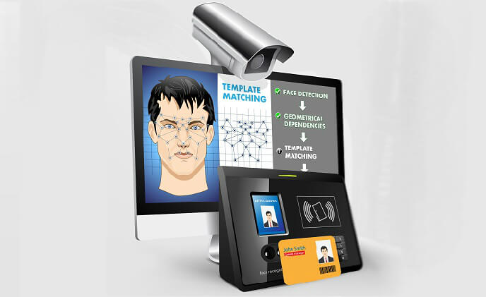 Securing access with smart ID cards and printing systems