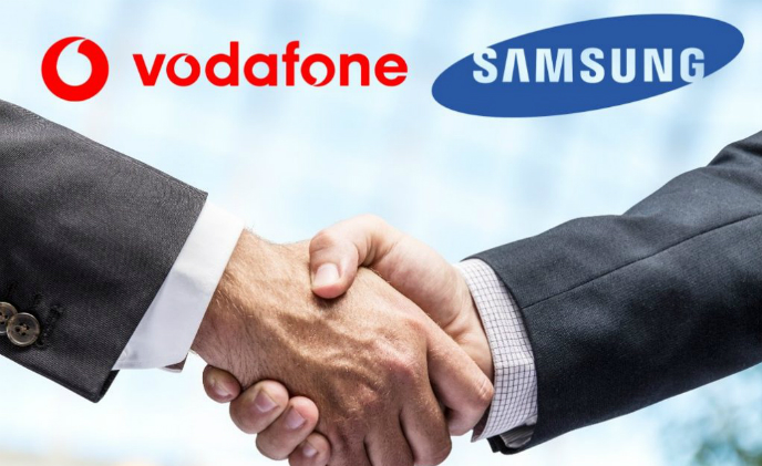 Vodafone to launch smart home services in Europe with Samsung