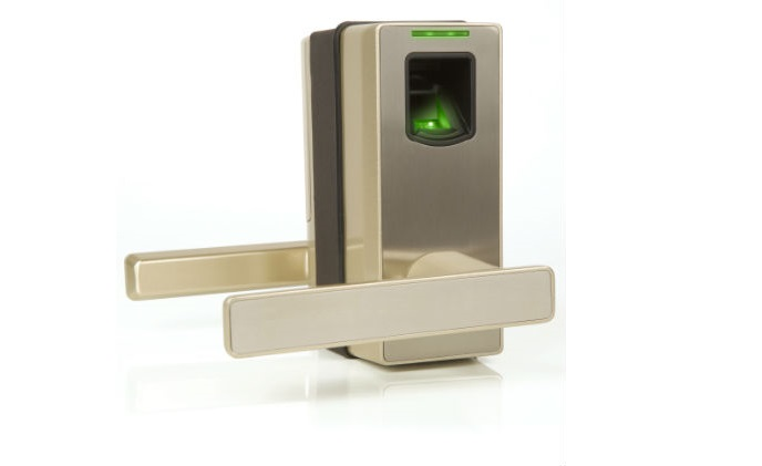 ZKAccess and Proccessing Point partner to develop fingerprint lock system