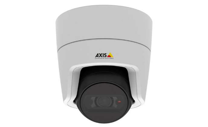 Axis introduces HD fixed domes with built-in IR illumination