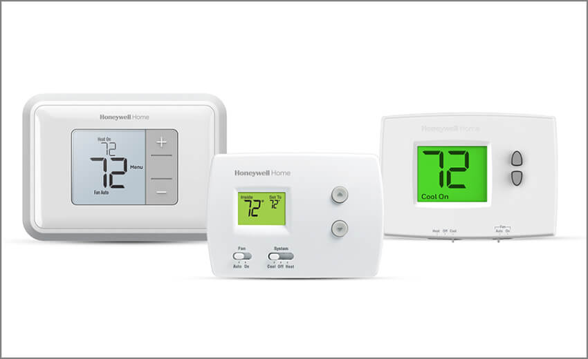 Resideo launches new entry-level thermostats
