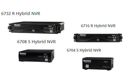 March Networks unveils 6700 Series Hybrid NVR and Edge 4e Encoder