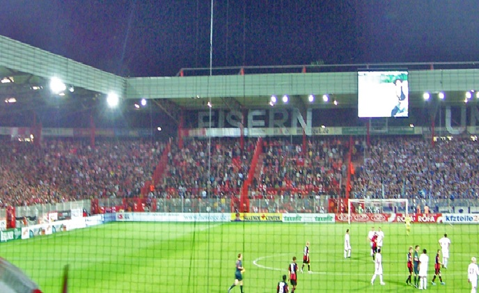 Aimetis surveillance secures 1. FC Union Berlin soccer club