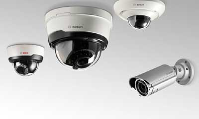 Bosch IP 5000 HD and MP cams family features on 5MP, iDNR and WDR
