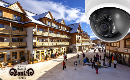 VIVOTEK creates secure environment in a Polish hotel at Tatra mountain region