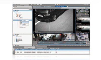 Infinova/March Networks VMS now accommodates Panasonic IP cams