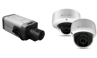 American Dynamics introduces new series IP HD cameras