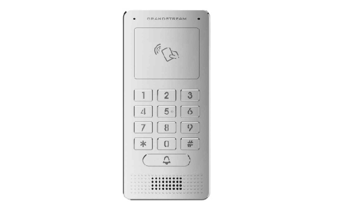 Grandstream adds IP audio door system to access control portfolio