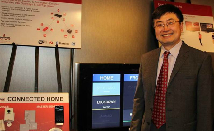 Broadcom sees STB the new hub of smart home