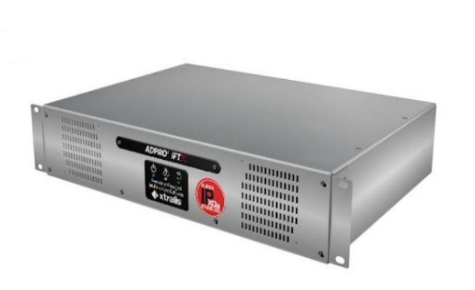 Xtralis XOa upgrade doubles video channels and analytics for iFT NVR+ systems