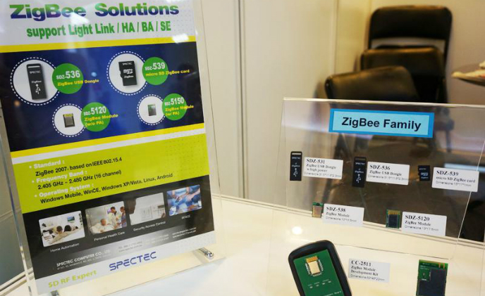 Spectec introduces microSD card format into its ZigBee family