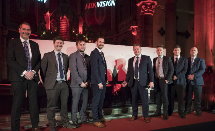 New Hikvision Demonstration and Training Facility officially open