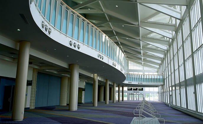 Orlando's convention center selects Arecont Vision megapixel video