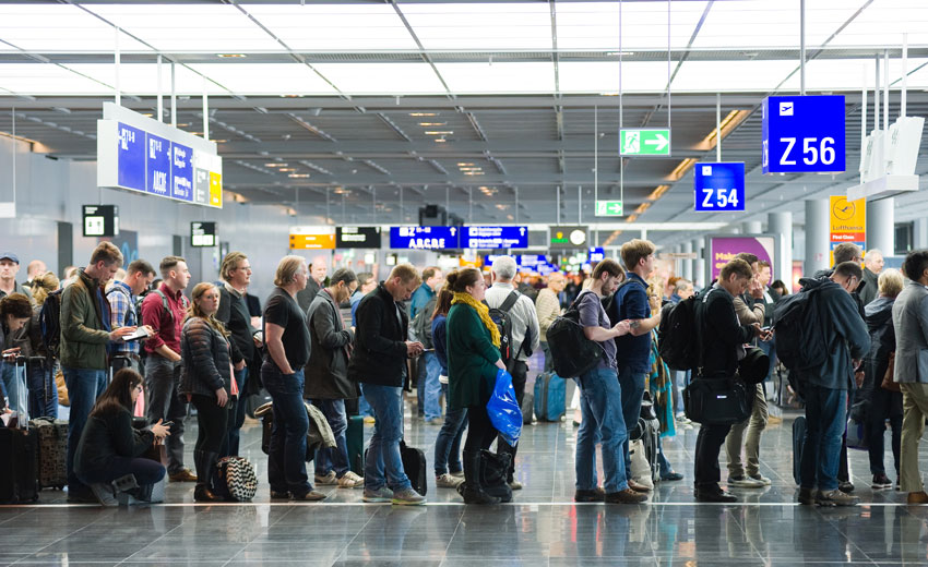 Best practices for airport queue management analytics